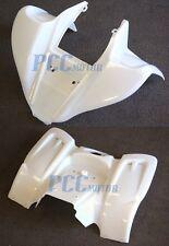 Front & Rear Fender Set Plastic Redcat Kazuma Meerkat 50CC ATV WHITE I APS01+02