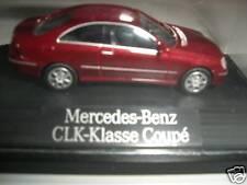 Wiking: MERCEDES Benz CLK Classe Coupé in PC BOX (ssk19)