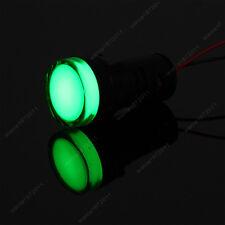5×Green 22mm AC220V LED Indicator Signal Light