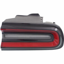 for 2015 2018 NSF Dodge Challenger RH Right Passenger Taillamp Taillight, Outer