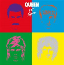 "Queen-Hot Space  (UK IMPORT)  Vinyl / 12"" Album NEW"