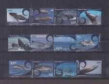 aitutaki ca 2012 whales wal baleine ballena dolphin delfino Delphin  12v mnh **