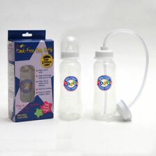 Podee Hands-Free Baby Bottle Feeding System BPA Free 250ml Double Pack