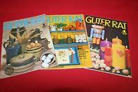 """Original """"Guter Rat"""" Heft 1-4 /1974 DDR  Kochen Basteln Wohnung Einrichtung usw."""