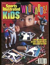 Sports Illustrated For Kids March 1993 w/Mint Cards Shaquille O'Neal RC+ jhsi
