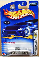 HOT WHEELS 2003 FIRST EDITIONS CORVETTE STINGRAY #015 NO HEAD REST ERROR W+