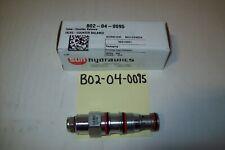 JIB Upper B02-04-0119 Bil Jax-Haulotte Valve Lower Boom Boom Cylinder Valve