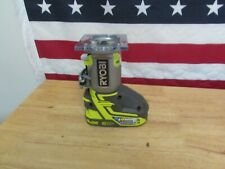 RYOBI One P601 18-Volt Lithium Ion Cordless Palm Trim Router *TOOL ONLY* 473