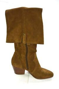 Michael Kors Womens Bodkin Over the Knee Amber Modern Cowboy Boots NEW $127 Sz 9