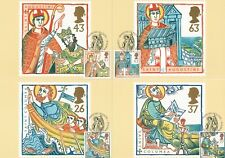 1997 - Missions of Faith PHQ Card set, Canterbury handstamp