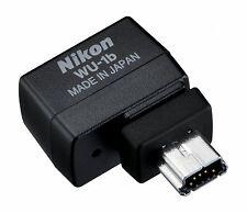 Trasmettitore Wireless Mobile Adapter Nikon WU-1b x D600 D610 J3 S1 V2 AW1