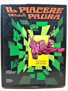 Marcelo Ravoni Valerio Riva Il piacere della paura Mondadori 1973