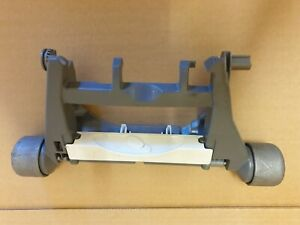 Dyson DC15 Rear Wheel and Pedal Set Genuine  White Stand Stabiliser Step