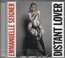 CD 11 TITRES EMMANUELLE SEIGNER DISTANT LOVER DE 2014 NEUF SCELLE RARE