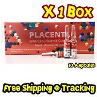 X1 Box Biocell Enhanced-Placenta Complex (Switzerland) 10 Ampoules