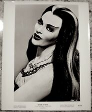 The Munsters Yvonne De Carlo Press Photo 1966 Munster Go Home Stamped Halloween