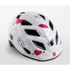 Childrens cycle helmet MET Elfo White Patchwork 46 - 53 cm