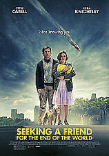 Seeking A Friend For The End Of The World (Blu-ray, 2012)