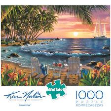 Buffalo Games Puzzle Summertime Kim Norlien 1000 Pieces #11613 NEW