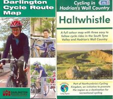 Darlington Cycle Route map North Pennines Haltwhistle Hadrian's Wall Northumbria