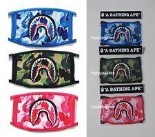 * a Bathing Ape Men's ABC Camo Shark Mask 3colors RARE From Japan Green