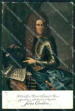 Militari Reggimentale Savoia Cavalleria Conte di Piossasco cartolina XF6827