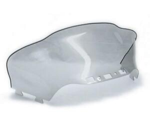 Koronis Parts Inc 450-477 Windshield - Med-low - 12.5in. - Smoke