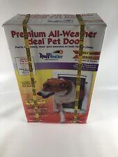 Ruff-Weather Pet Dog Door - Medium - Brand New Factory Sealed