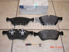 Mercedes W164 ML Genuine Front Brake Pad Set,Pads w/Sensor ML350 ML500 ML550 NEW