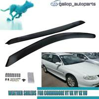 Wind Window Visors Weather Shields for Holden Commodore VT VU VX VY VZ ACCLAIM