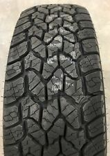 4 New Tires 245 70 17 TrailCutter AT 2 All Terrain 110T OWL P245/70R17 13/32