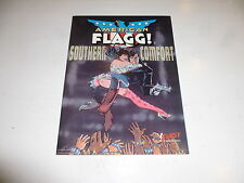 AMERICAN FLAGG! - Southern Comfort - Year 10/1987 - First Comic Book