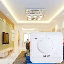 Floor Heating Thermostat Digital 16A Room 230V Termostat Temperature Controller