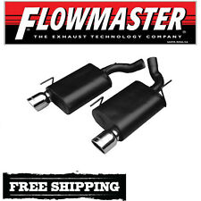 Flowmaster Force II Axle Back Exhaust System Fits 05-10 Ford Mustang GT GT500 V8