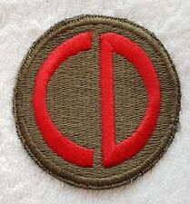 US ARMY PATCH 85th Infantry Division Colour Class A Uniform Badge United States