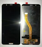 TOUCH SCREEN VETRO + LCD DISPLAY PER HUAWEI HONOR VIEW 10 BKL-AL20 BKL-L09 NERO