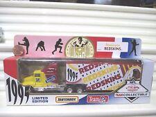 Matchbox Limited Edition 1995 1/80 NFL WASHINGTON REDSKINS Truck Nu in NrMintBox