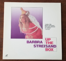 LASERDISC Movie: UP THE SAND BOX - Barbra Streisand - Collectible COMEDY