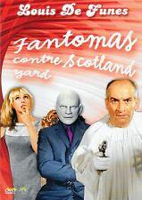 FANTOMAS CONTRE SCOTLAND YARD - VF sous-titrée en Néerlandais /*/ DVD NEUF/CELLO