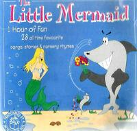 cd Childrens Songs Nursery Rhymes & Stories includes THE LITTLE MERMAID audio cd