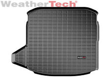 WeatherTech Cargo Liner Trunk Mat for Audi A3 Sedan (FWD) - 2015-2017 - Black