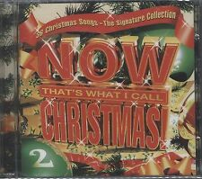 Now That's what I Call Christmas 2cd the signature collection  Kylie, Elton etc