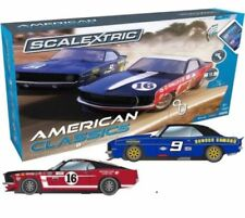 Scalextric C1362 Arc One American Classics Race Camaro Mustang Controller App
