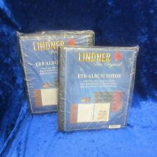LINDNER- ETB- Album Lotos, NEU!