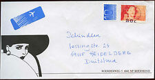 Netherlands 1993 Cover To Germany #C14454