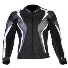 Blousons Spada en cuir pour motocyclette