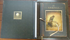 2x Books- The Arrival & Sketches from a Nameless Land -Shaun Tan- 2010 - Box Set