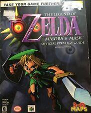 Legend of Zelda Majoras Mask: Strategy Guide