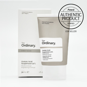 The Ordinary Azelaic Acid Suspension 10% | USA SELLER | Authentic Product