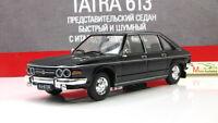 Tatra-613 USSR Soviet Auto Legends Diecast Model DeAgostini 1:43 #160